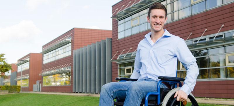 Bewerber mit Behinderungen im öffentlichen Dienst